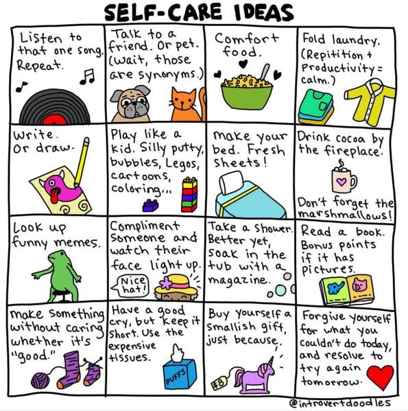 Self-Care-Ideas